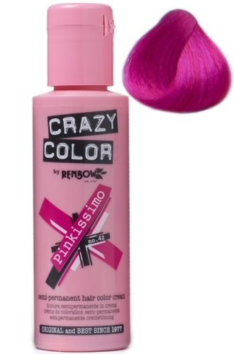 Косметика, Crazy Color краска для волос