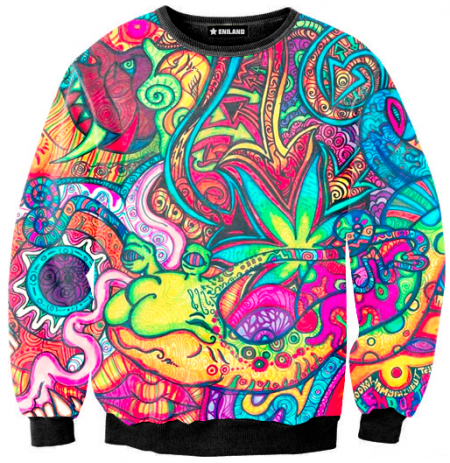 Толстовка Abstract sexy sweaters